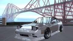 Nissan 240SX Tuned for GTA San Andreas