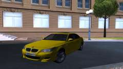 BMW M5 Gold Edition