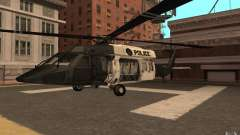 Black Hawk from BO2 for GTA San Andreas