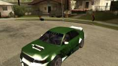 Audi S8 RS Look for GTA San Andreas