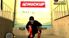 Skin bum v7 for GTA San Andreas