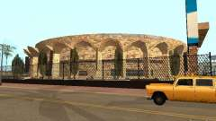 A new stadium in Los Santos