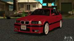 BMW E36 M3 1997 Coupe Forza for GTA San Andreas