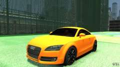 Audi TT Stock 2007 for GTA 4