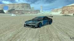 Nissan Silvia S14 NonGrata for GTA San Andreas
