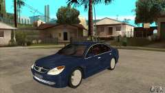 Peugeot 607 for GTA San Andreas