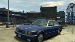 BMW 535i (E34) for GTA 4