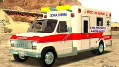 Ford Econoline Ambulance