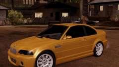 BMW M3 E46 stock