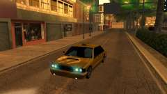 Azik Taxi for GTA San Andreas