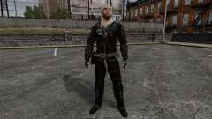 Geralt of Rivia v7 for GTA 4
