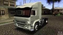 KAMAZ 5460 Euro 3420 Turbo