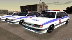 Vaz 2114 PSB Police