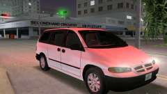 Dodge Grand Caravan for GTA Vice City