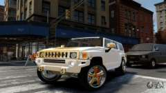 Hummer H3 2005 Gold Final for GTA 4