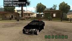 Pontiac G8 GXP Police v2