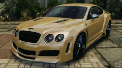 Bentley Continental GT Premier v1.0 for GTA 4