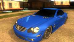 Mercedes-Benz SL65 AMG for GTA San Andreas
