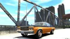 Chevrolet Chevelle SS 1970 for GTA 4