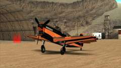 New Rustler for GTA San Andreas