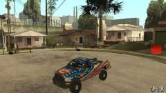 Dodge Power Wagon Paintjobs Pack 2 for GTA San Andreas