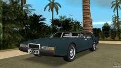 Aston Martin Lagonda (I) 5.3 (1976-1997) for GTA Vice City