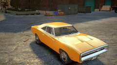 Dodge Charger Magnum 1970 for GTA 4