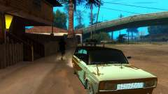 VAZ 2104 tuning for GTA San Andreas