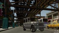Mercedes-Benz G500 for GTA 4
