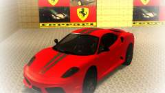 Ferrari 430 Scuderia TT Black Revel for GTA San Andreas