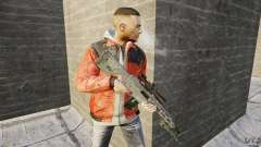 RSASS of MW3 (sniper)