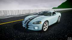 Dodge Viper SRT-10 for GTA 4