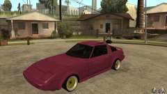 Mazda RX7 SA22C for GTA San Andreas