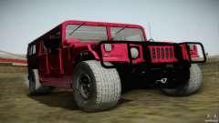 Hummer H1 Alpha Off Road Edition for GTA San Andreas
