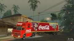 KAMAZ 54112 Christmas