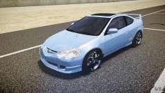 Acura RSX TypeS v1.0 Volk TE37 for GTA 4