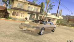 Lincoln Towncar Secret Service for GTA San Andreas