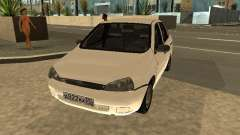 Lada Kalina for GTA San Andreas
