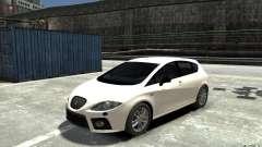 Seat Leon Cupra v.2 for GTA 4