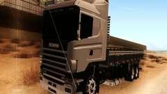 Scania 124G R400 for GTA San Andreas