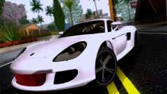 Porsche Carrera GT for GTA San Andreas