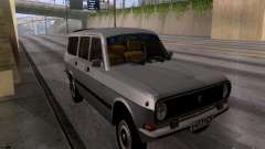 GAZ 24-12 SL Volga for GTA San Andreas
