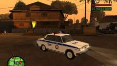 DYP 2107 police for GTA San Andreas