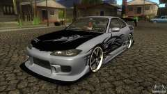 Nissan Silvia S15 Logan for GTA San Andreas