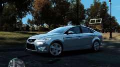 Ford Mondeo 2009 v1.0 for GTA 4