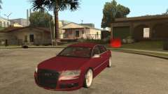 Audi A8 Switze for GTA San Andreas