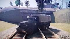 Millitary Truck of Mafia II