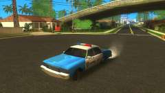 Chevrolet Caprice Classic 1986 NYPD for GTA San Andreas