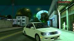 Mitsubishi Lancer E.S for GTA San Andreas
