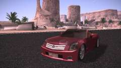 Cadillac XLR 2006 for GTA San Andreas